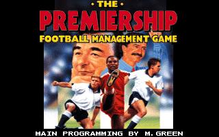 Premiership - Football Management Game