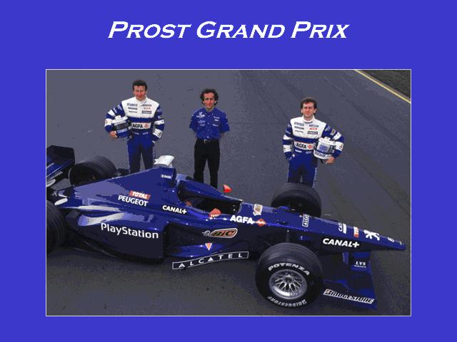 Prost Grand Prix 1998