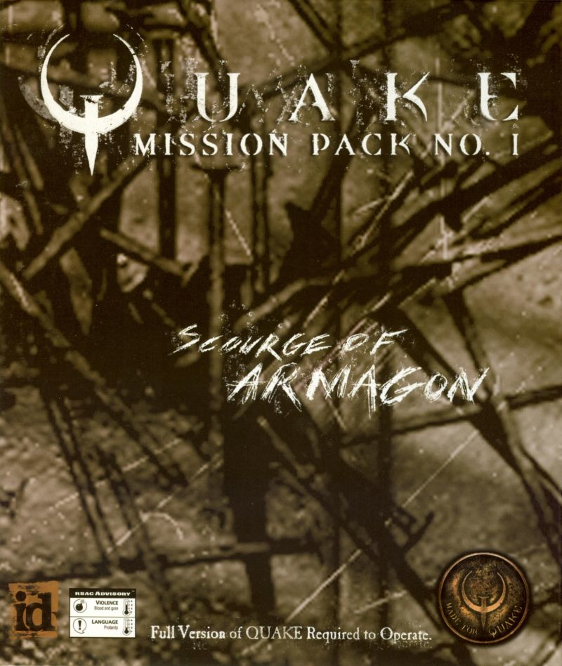Quake - Mission Pack No. 1
