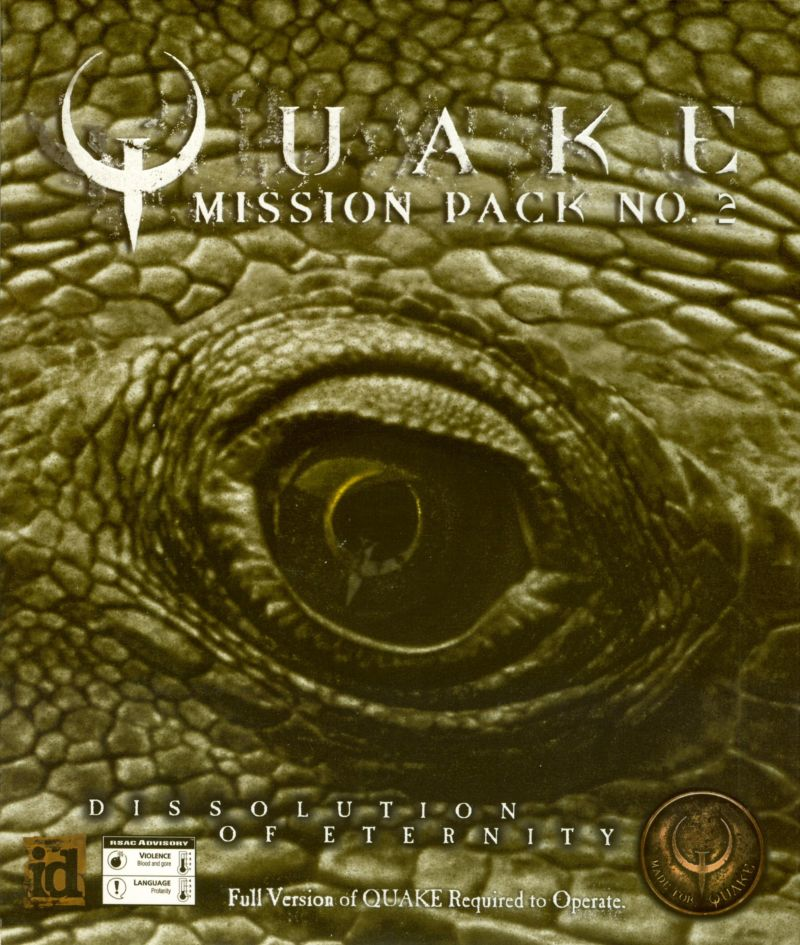 Quake - Mission Pack No. 2