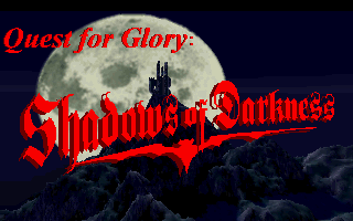 Quest for Glory 4 - Shadows of Darkness