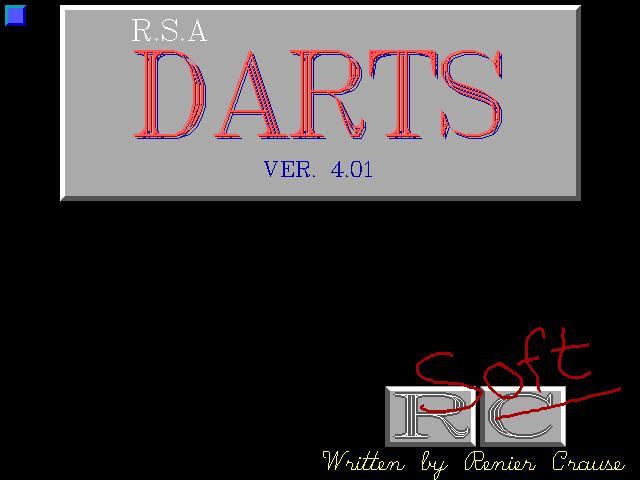 R.S.A. Darts