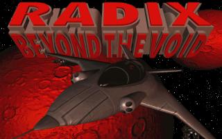 Radix - Beyond the Void