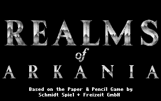 Realms of Arkania
