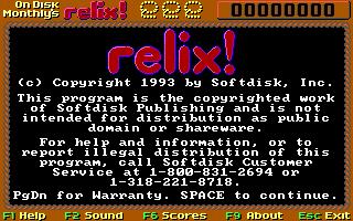 Relix!
