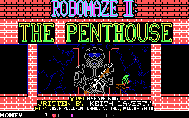 RoboMaze 2 - The Penthouse