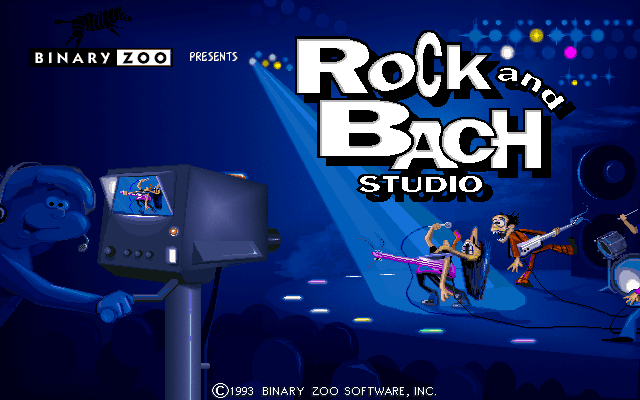 Rock and Bach Studio