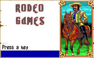 Rodeo Games