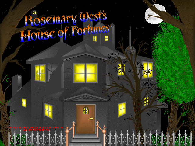 Rosemary West's House of Fortunes