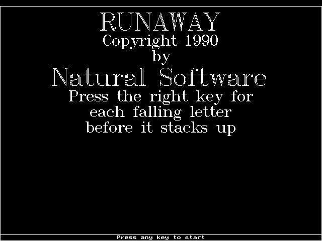 Runaway (2)