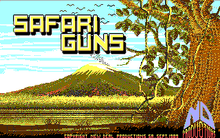 Safari Guns