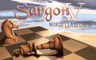 Sargon 5 - World Class Chess