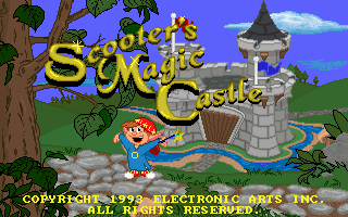 Scooter's Magic Castle