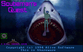 Scubaman's Quest