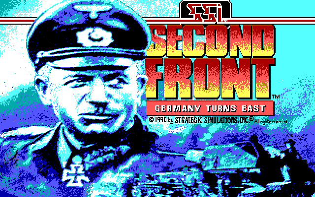 Second Front - Germany Turns East