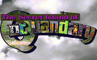 Secret Island of Dr. Quandary