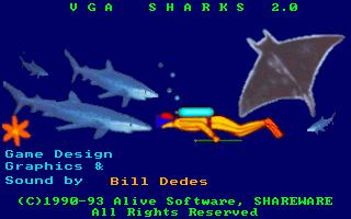 Sharks VGA