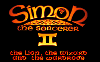 Simon the Sorcerer 2 - The Lion, the Wizard and the Wardrobe