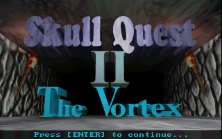 Skull Quest 2 - The Vortex
