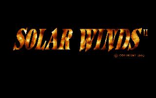 Solar Winds 2