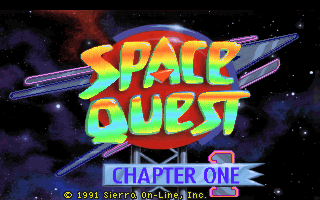 Space Quest 1 VGA