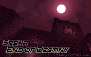 Spear End of Destiny