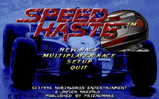 Speed Haste