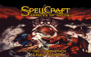 SpellCraft - Aspects of Valor