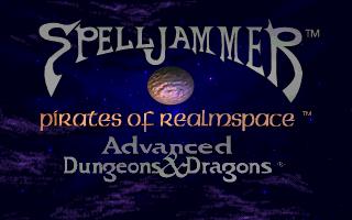 Spelljammer - Pirates of Realmspace