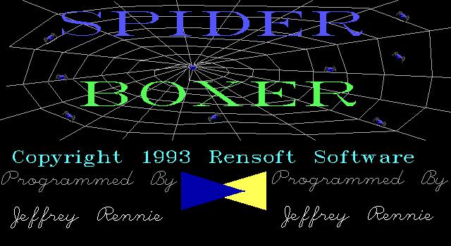 Spider Boxer
