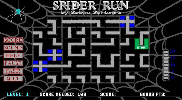 Spider Run
