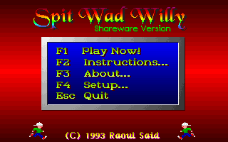 Spit Wad Willy