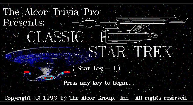Star Trek - Classic