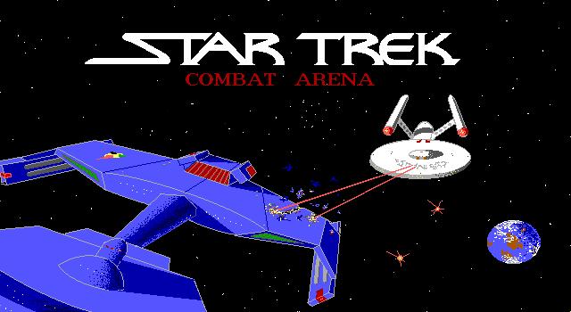 Star Trek - Combat Arena