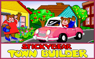 Stickybear Town Builder