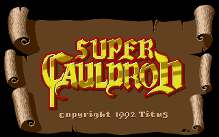 Super Cauldron