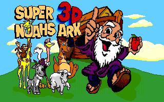 Super Noah's Ark 3D