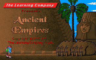 Super Solvers - Ancient Empires