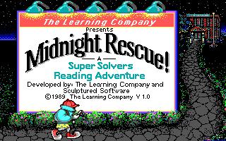 Super Solvers - Midnight Rescue