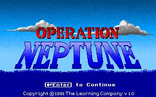 Super Solvers - Operation Neptune