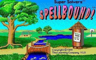 Super Solvers - Spellbound
