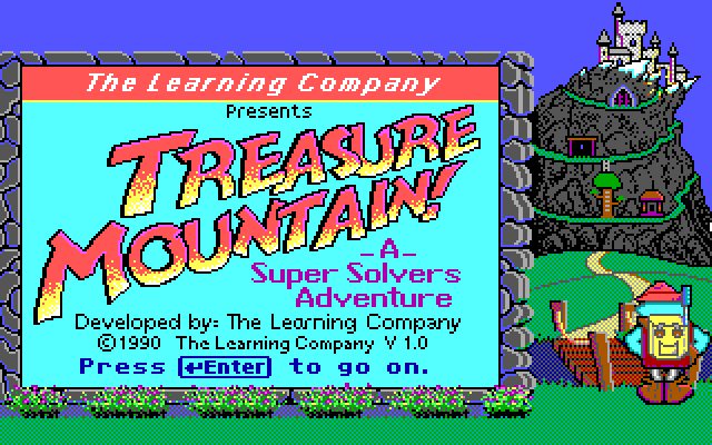 Super Solvers - Treasure Mountain