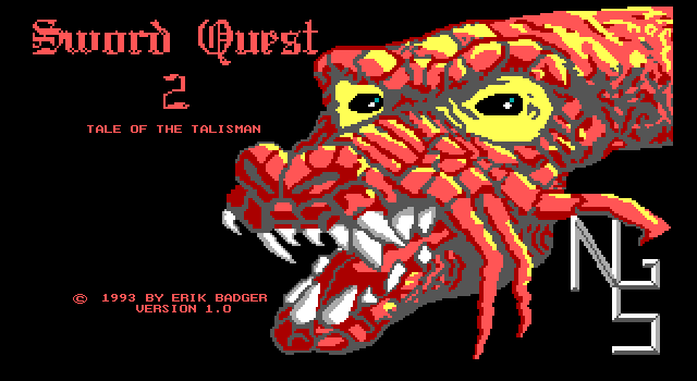 Sword Quest 2 - Tale of the Talisman