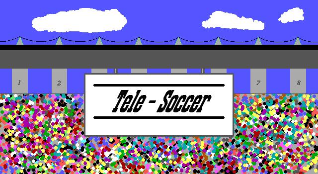 Tele-Soccer
