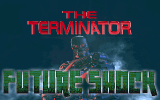 Terminator - Future Shock