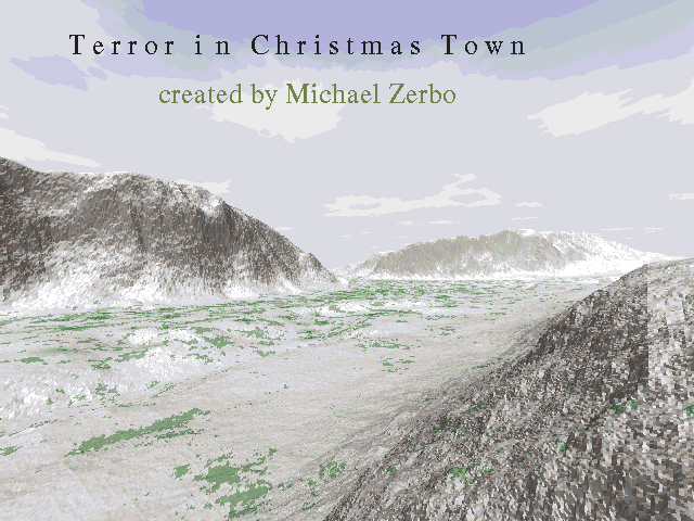 Terror in Christmas Town