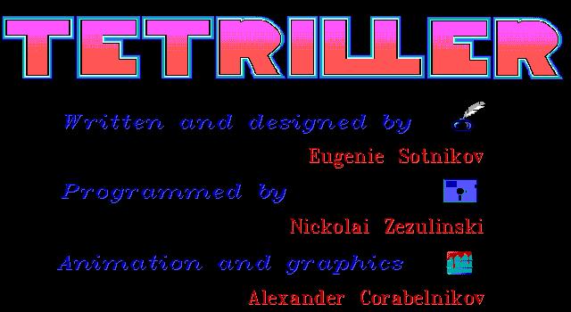 Tetriller