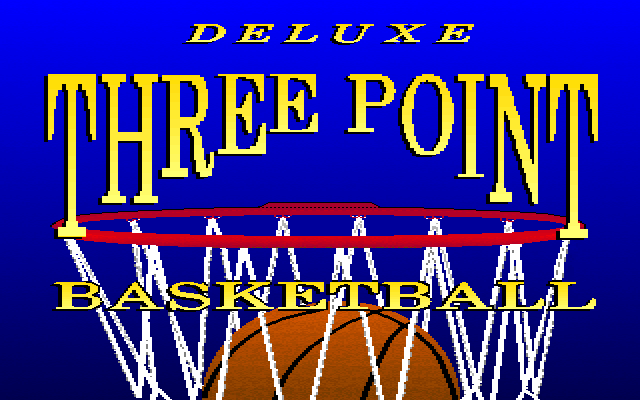 Three Point Basketball