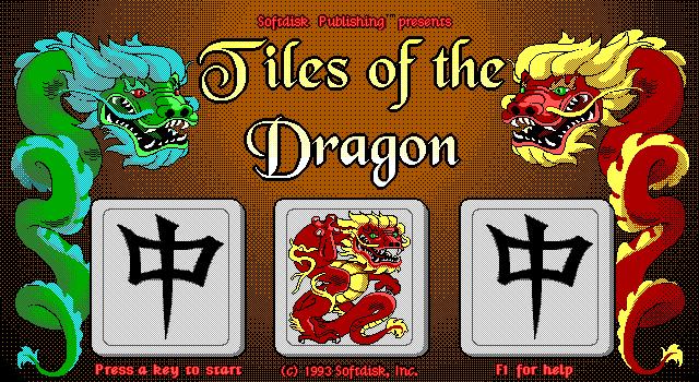 Tiles of the Dragon