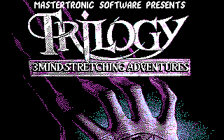 Trilogy - 3 Mind Stretching Adventures
